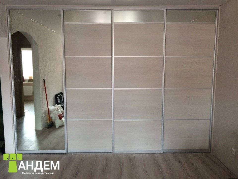 Готовые проекты шкафов-купе с ценами | kupe72.ru | 720x960
